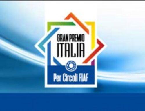 Gran Premio Italia per Circoli FIAF 2021