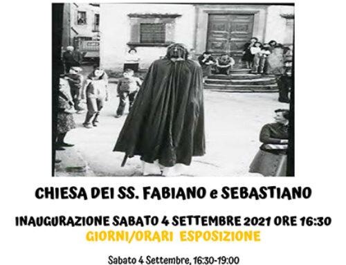 """Mostra fotografica """"1976: Odin Teatret a Corfino"""""""