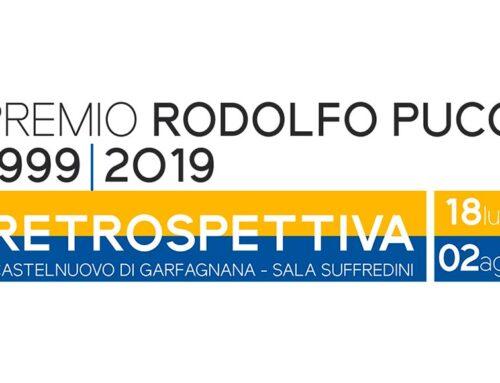 Retrospettiva Premio Rodolfo Pucci 1999-2019