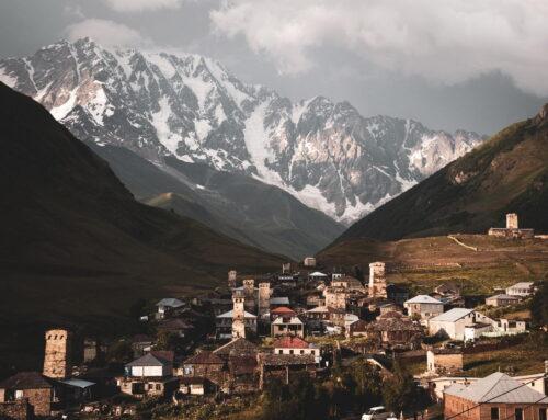 "Segnalazione – Pisati Beniamino – ""Svaneti"""