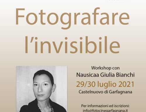 Workshop con NAUSICAA GIULIA BIANCHI