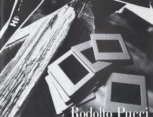 OPUSCOLO RICORDO RODOLFO PUCCI